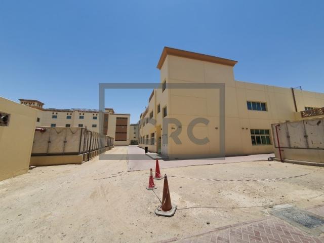 labour camp for rent in dubai industrial park, dubai industrial city | 15