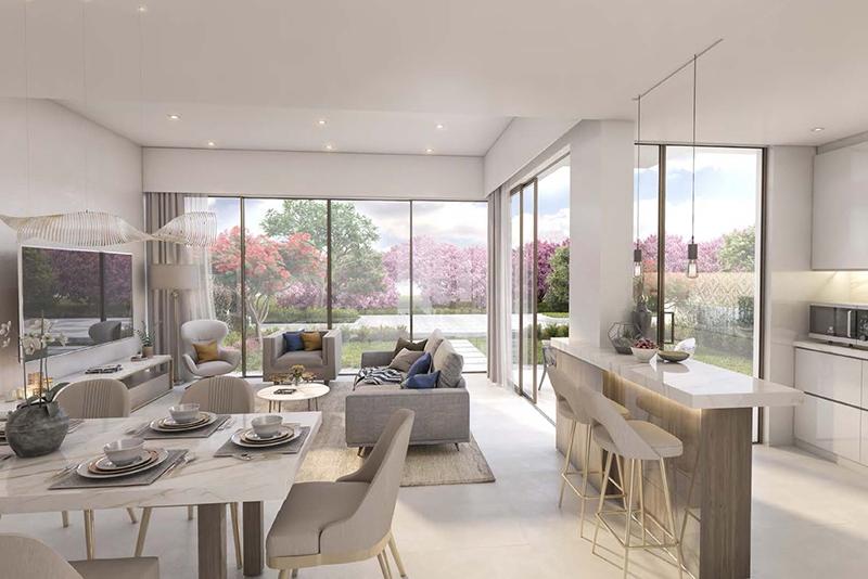 4 Bedroom Villa For Sale in  Cherrywoods,  Dubailand   0