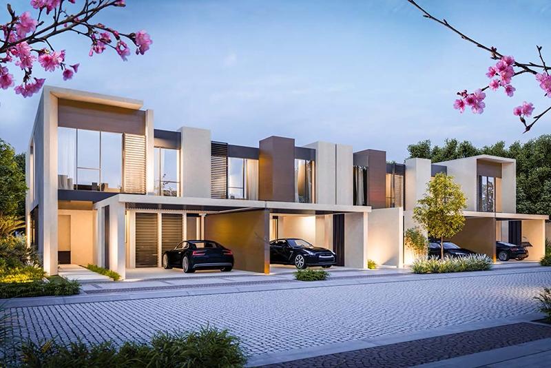 4 Bedroom Villa For Sale in  Cherrywoods,  Dubailand   2