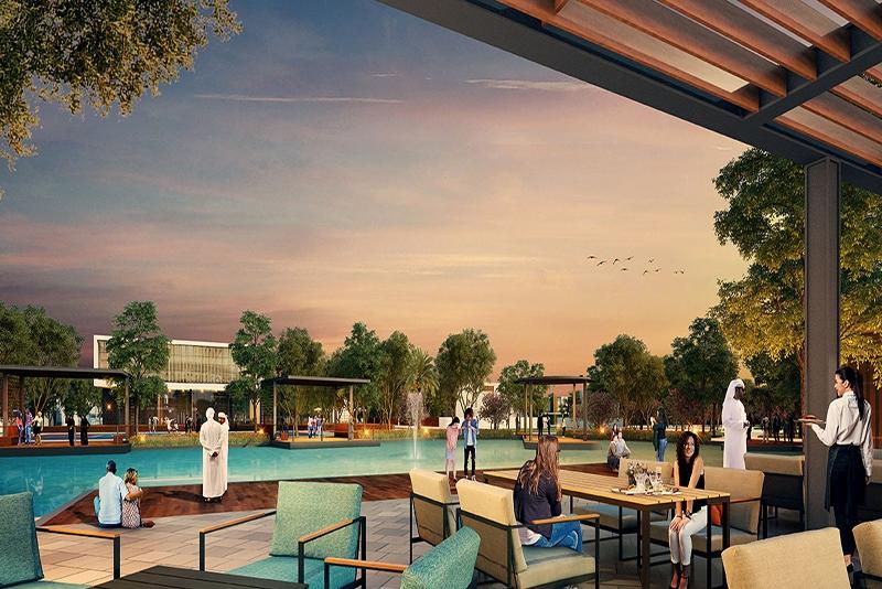 4 Bedroom Villa For Sale in  Cherrywoods,  Dubailand   8