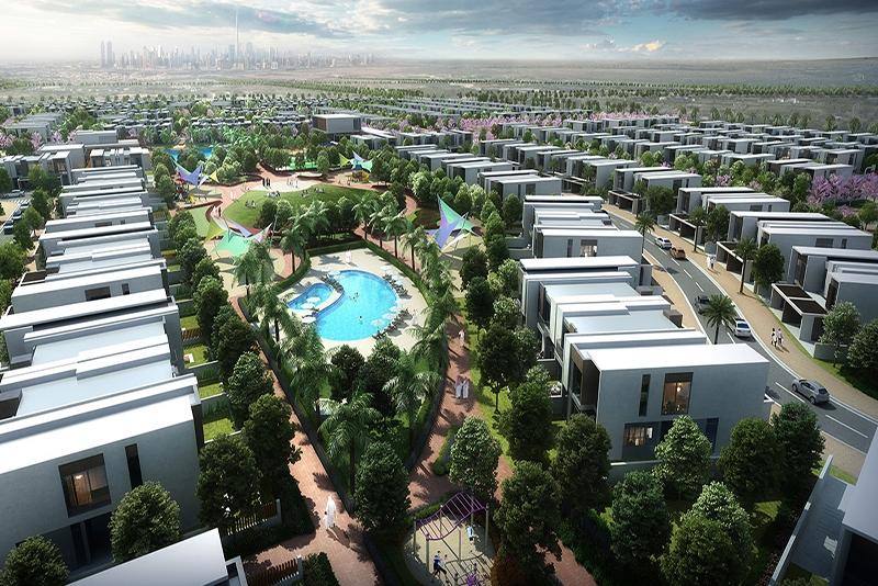 4 Bedroom Villa For Sale in  Cherrywoods,  Dubailand   9