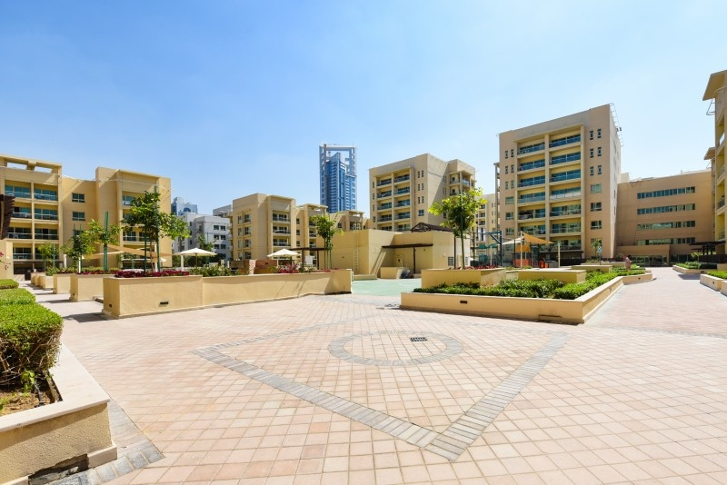 1 Bedroom Apartment For Sale in  Al Dhafra 1,  Greens | 5