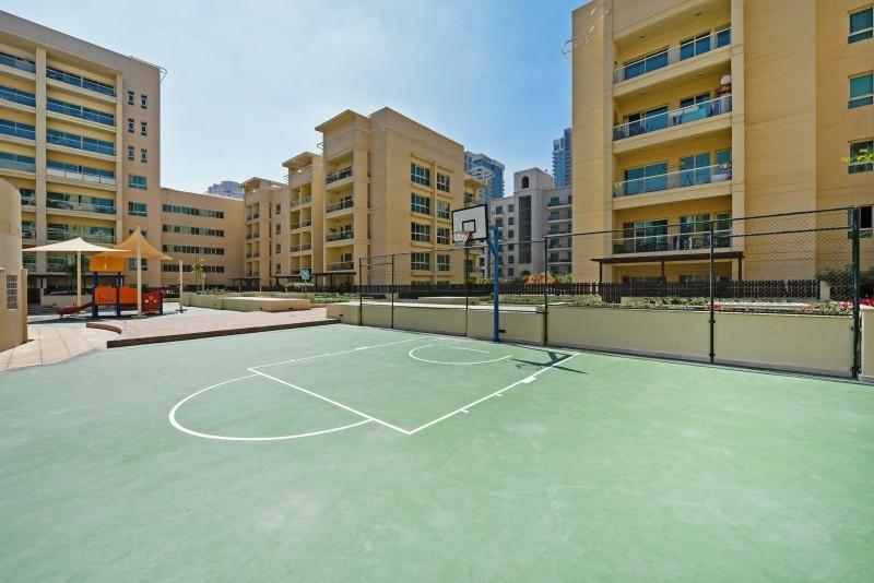 1 Bedroom Apartment For Sale in  Al Dhafra 1,  Greens | 6