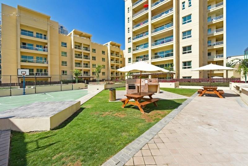 1 Bedroom Apartment For Sale in  Al Dhafra 1,  Greens | 9