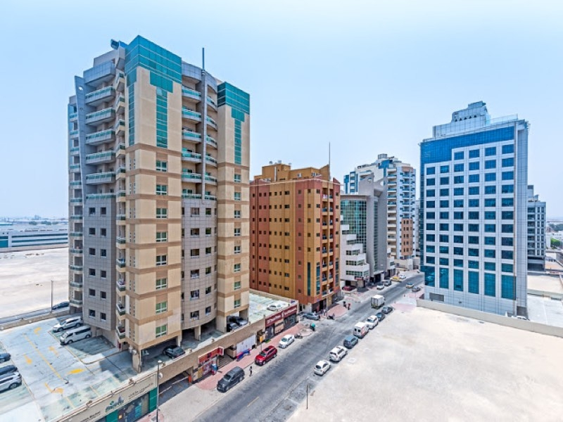 1 Bedroom Apartment For Rent in  Zumurud Bldg,  Al Barsha   9