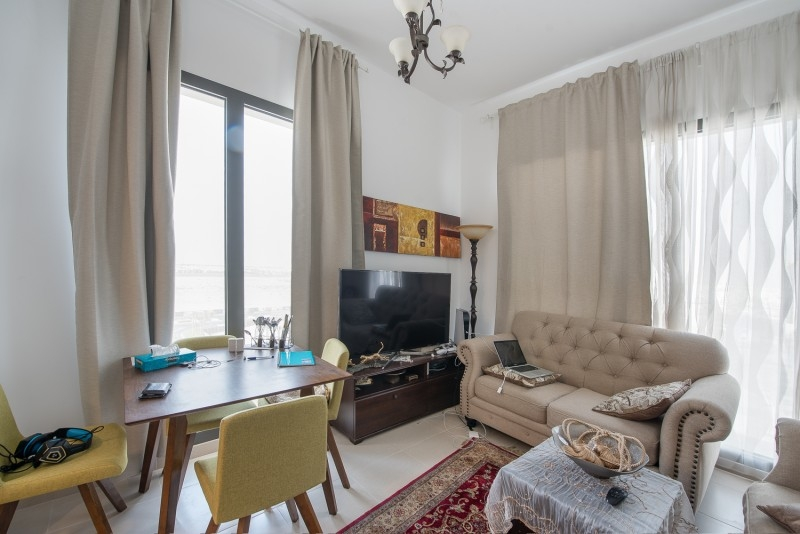 Studio Apartment For Sale in  Una Apartments,  Town Square | 1