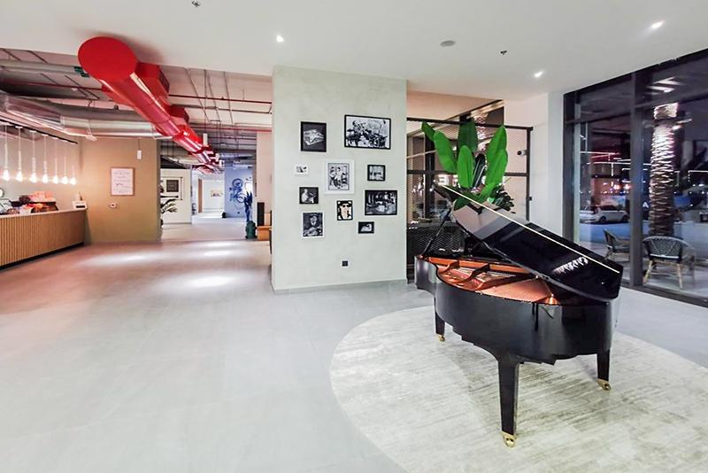 Studio Apartment For Sale in  Una Apartments,  Town Square | 9