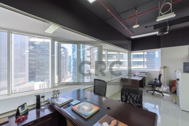furnished office for sale in business bay, westburry tower 1   7