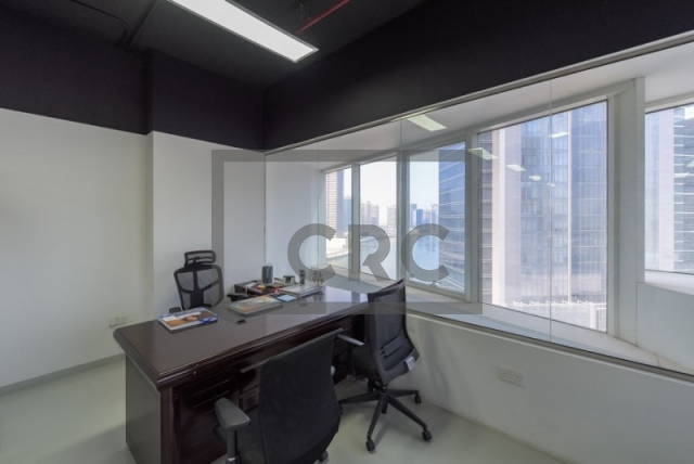 furnished office for sale in business bay, westburry tower 1   10