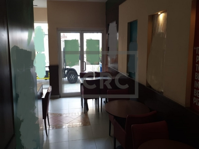 retail for rent in international city, riviera residence | 6