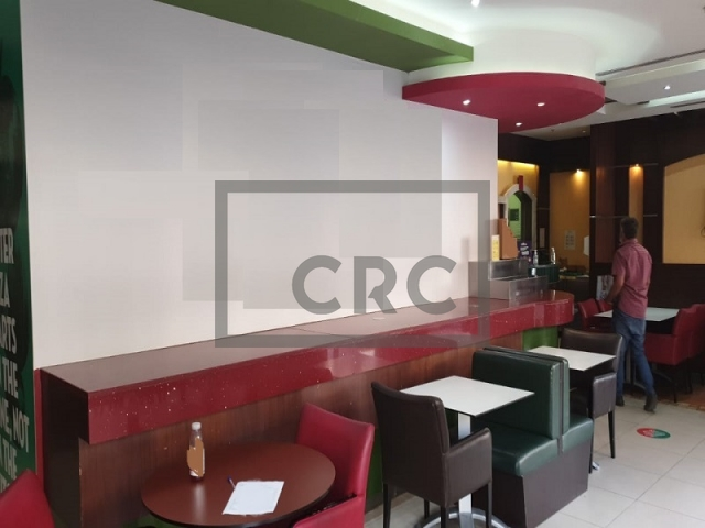 retail for rent in international city, riviera residence | 1