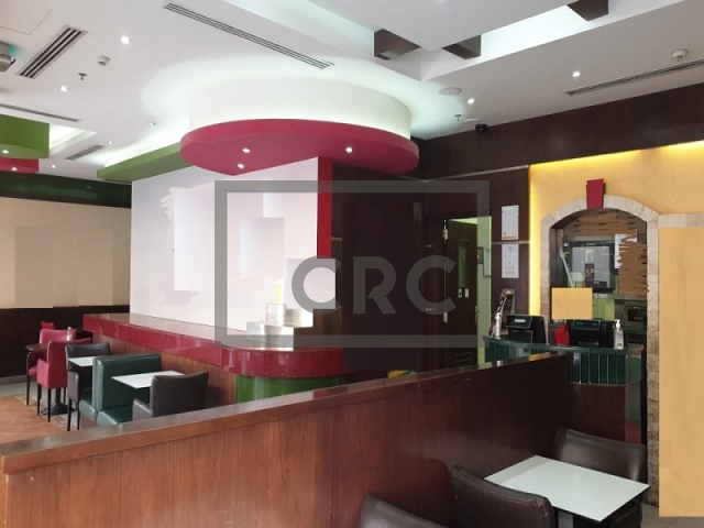 retail for rent in international city, riviera residence | 2