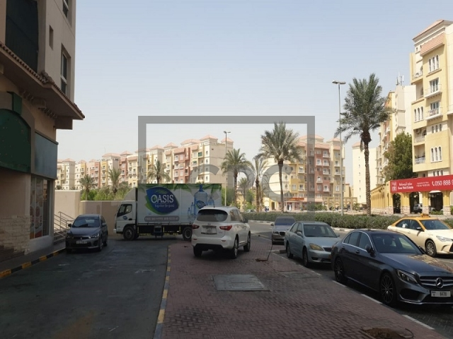 retail for rent in international city, riviera residence | 12