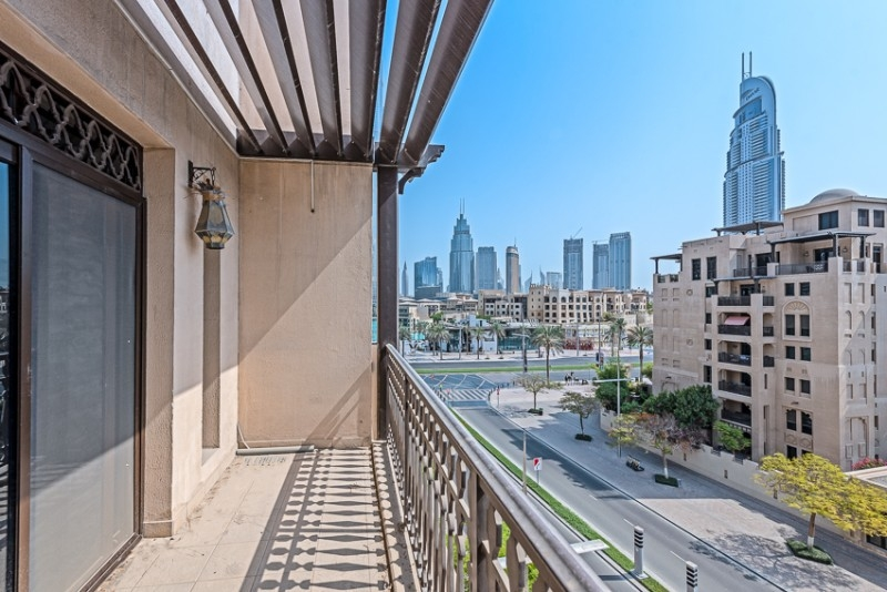 2 Bedroom Apartment For Sale in  Kamoon 1,  Old Town | 11