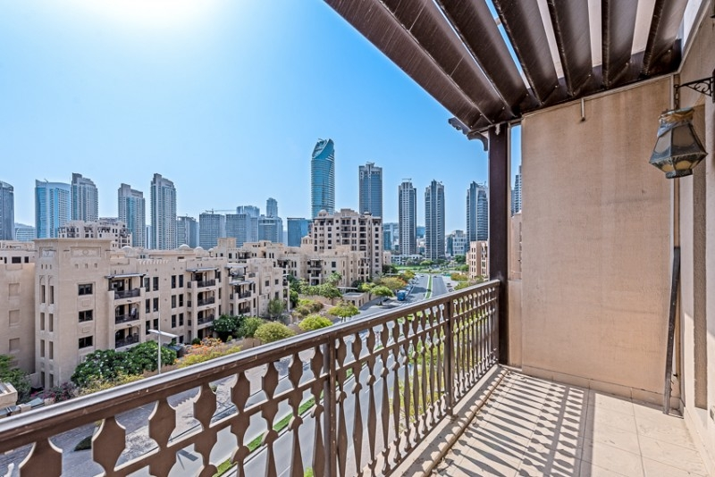 2 Bedroom Apartment For Sale in  Kamoon 1,  Old Town | 13