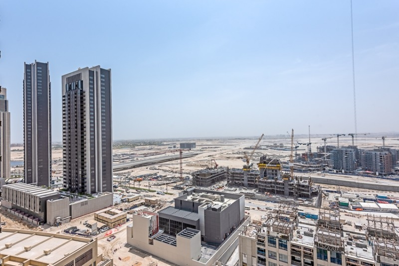 1 Bedroom Apartment For Rent in  Creekside 18 Tower A,  Dubai Creek Harbour (The Lagoons) | 8