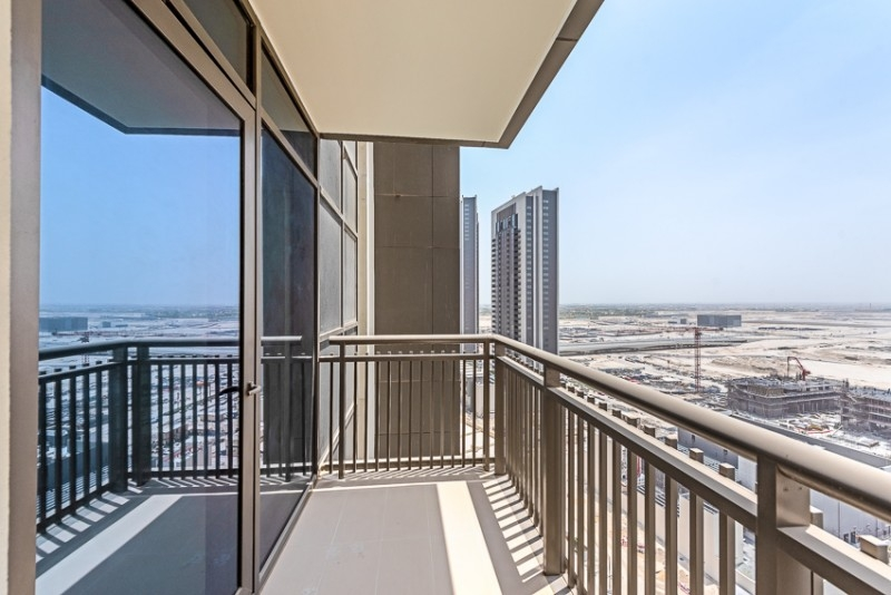 1 Bedroom Apartment For Rent in  Creekside 18 Tower A,  Dubai Creek Harbour (The Lagoons) | 9