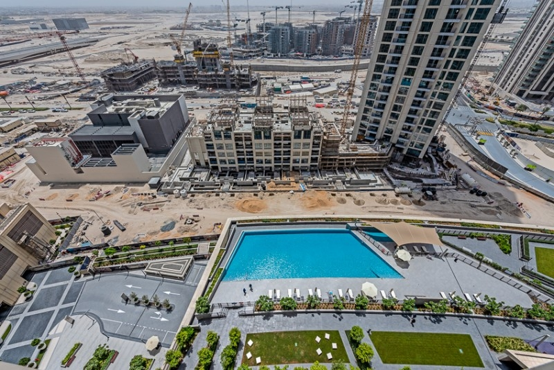1 Bedroom Apartment For Rent in  Creekside 18 Tower A,  Dubai Creek Harbour (The Lagoons) | 13