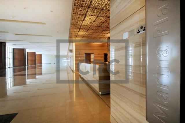 office for rent in dubai marina, marina plaza | 8