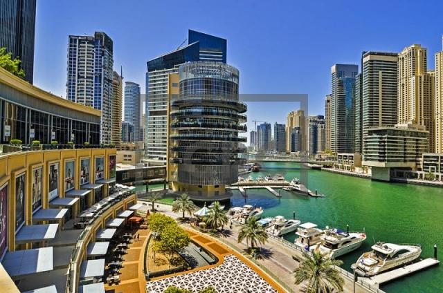 office for rent in dubai marina, marina plaza | 5