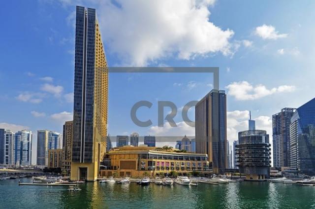 office for rent in dubai marina, marina plaza | 4