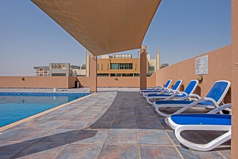 2 Bedroom Apartment For Rent in  Silicon Avenue,  Dubai Silicon Oasis | 12