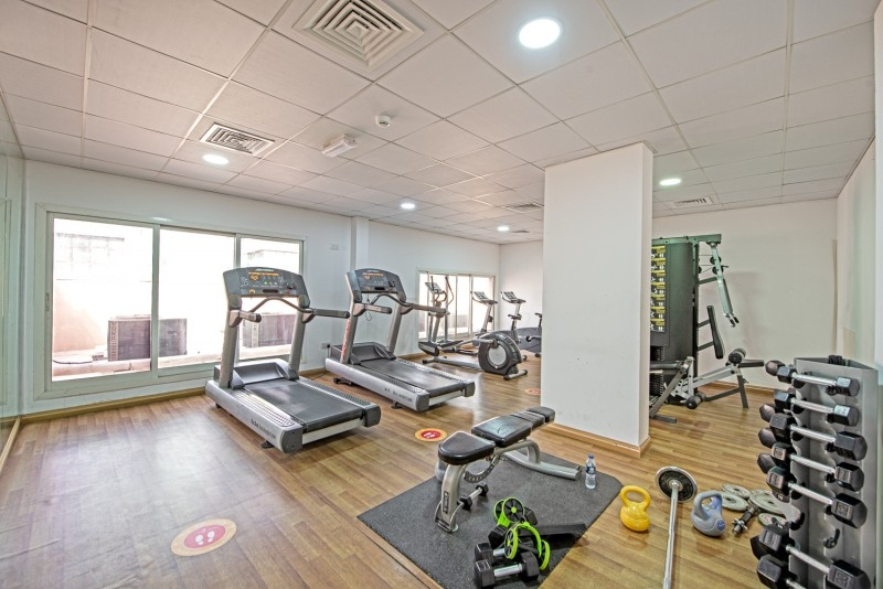 2 Bedroom Apartment For Rent in  Silicon Avenue,  Dubai Silicon Oasis | 15