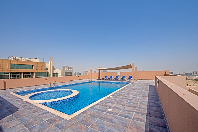 2 Bedroom Apartment For Rent in  Silicon Avenue,  Dubai Silicon Oasis | 13