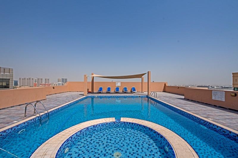 2 Bedroom Apartment For Rent in  Silicon Avenue,  Dubai Silicon Oasis | 11