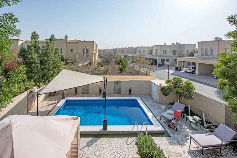 3 Bedroom Villa For Rent in  Springs 15,  The Springs | 9