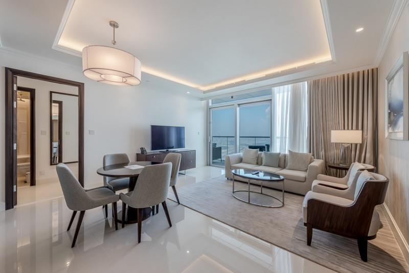 2 Bedroom Hotel Apartment For Rent in  The Address Residence Fountain Views 2,  Downtown Dubai | 3