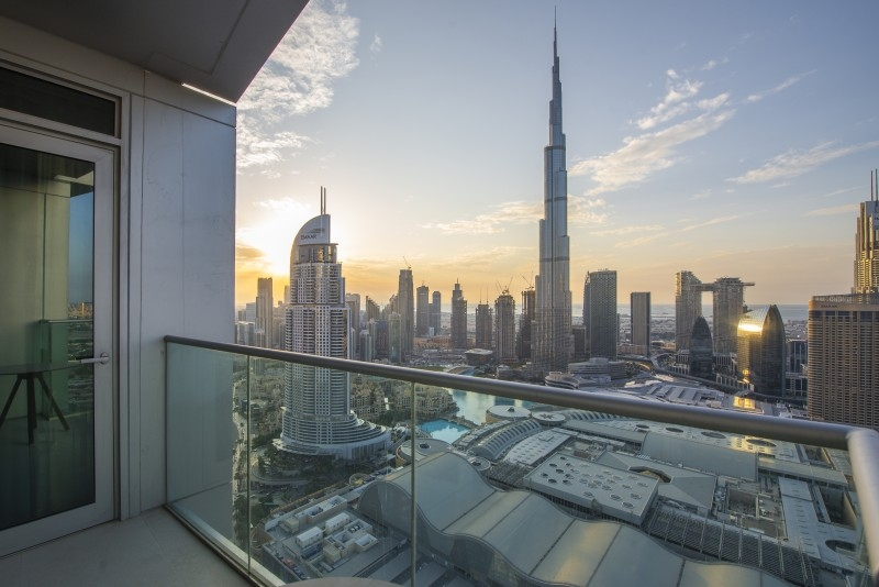 2 Bedroom Hotel Apartment For Rent in  The Address Residence Fountain Views 2,  Downtown Dubai | 4