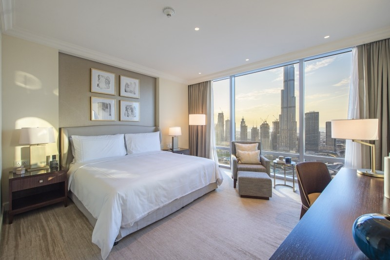 2 Bedroom Hotel Apartment For Rent in  The Address Residence Fountain Views 2,  Downtown Dubai | 5