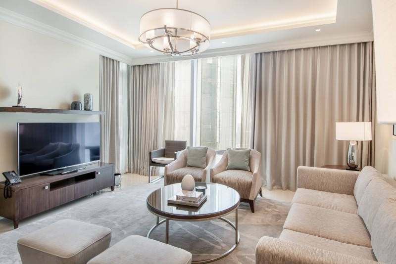2 Bedroom Hotel Apartment For Rent in  The Address Residence Fountain Views 2,  Downtown Dubai | 8