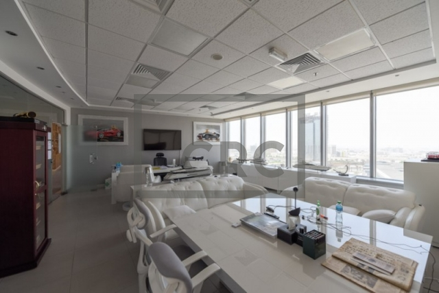 furnished office for sale in motor city, control tower | 3