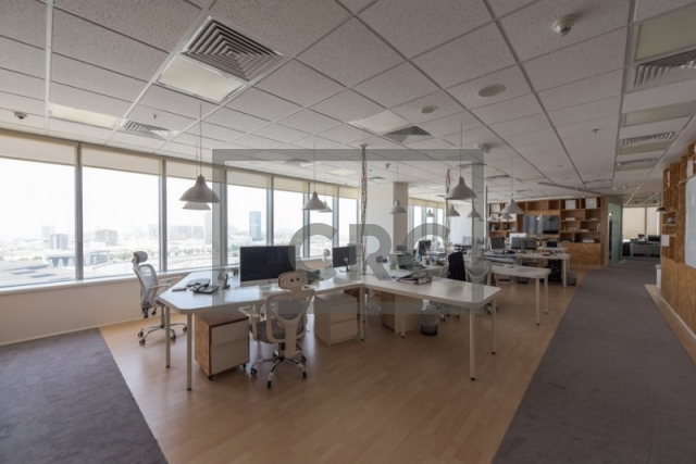 furnished office for sale in motor city, control tower | 5