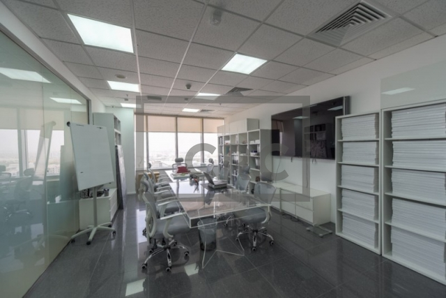 furnished office for sale in motor city, control tower | 7