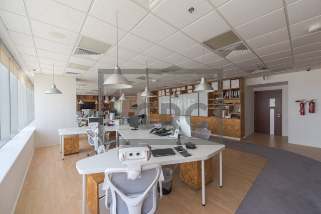 furnished office for sale in motor city, control tower | 8