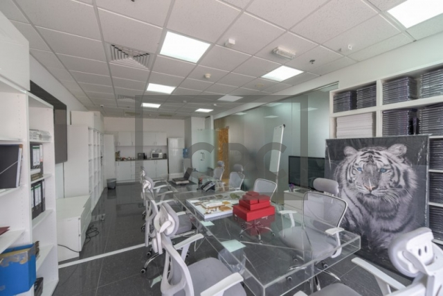 furnished office for sale in motor city, control tower | 9