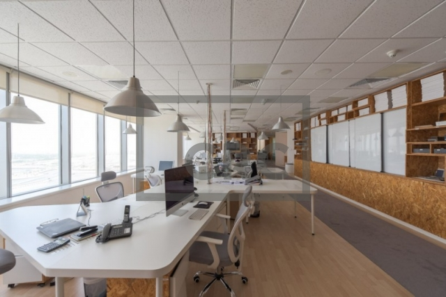 furnished office for sale in motor city, control tower | 10