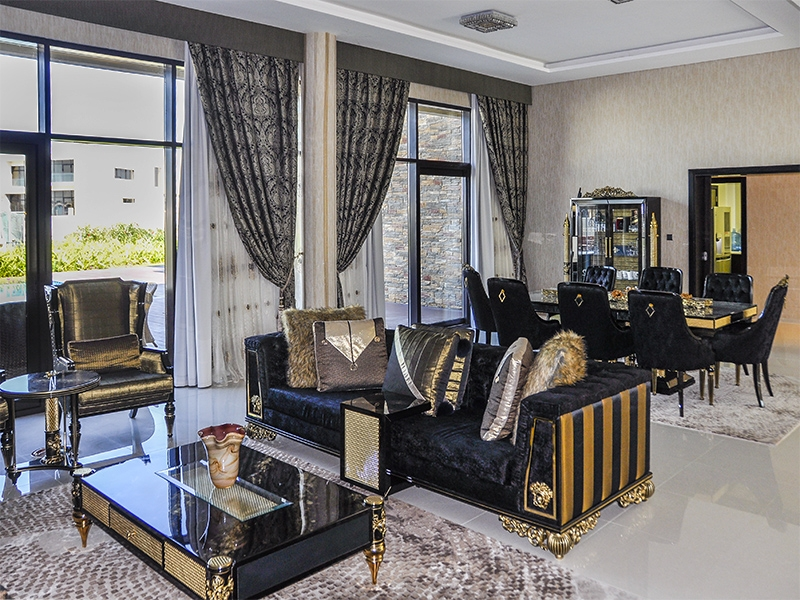 6 Bedroom Villa For Rent in  Picadilly Green,  DAMAC Hills (Akoya by DAMAC) | 5
