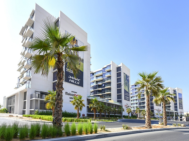 1 Bedroom Apartment For Sale in  Loreto 3 A,  DAMAC Hills (Akoya by DAMAC)   0