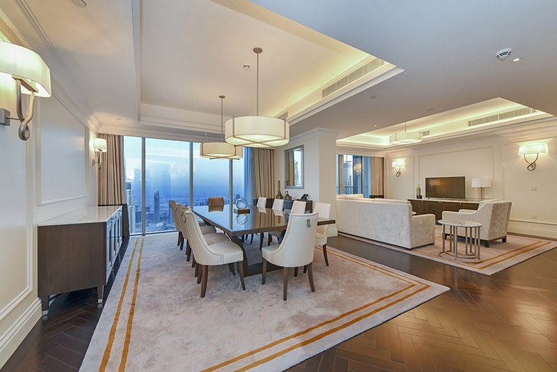 5 Bedroom Apartment For Sale in  The Address The BLVD,  Downtown Dubai | 4