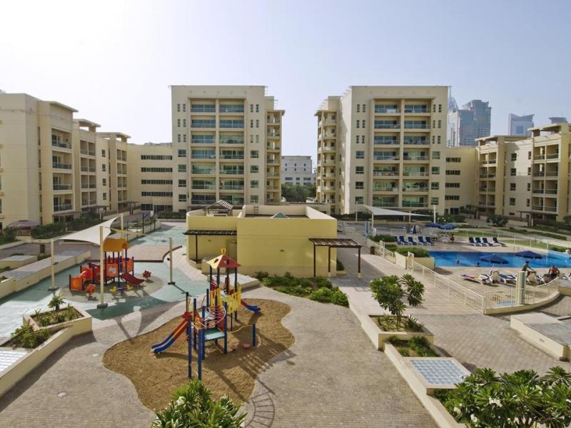 1 Bedroom Apartment For Sale in  Al Dhafra 2,  Greens   3