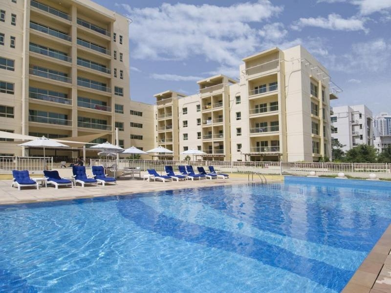 1 Bedroom Apartment For Sale in  Al Dhafra 2,  Greens   9
