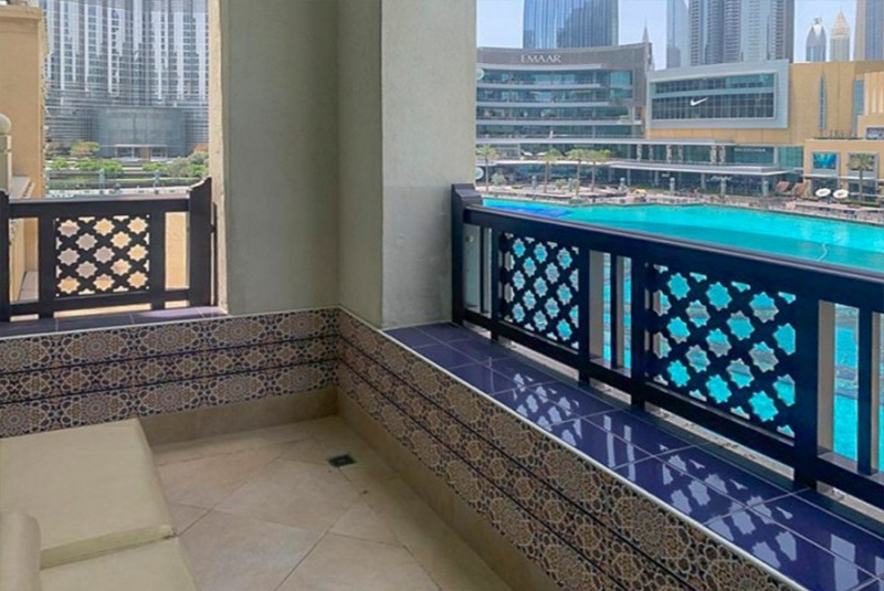 1 Bedroom Apartment For Sale in  Souk Al Bahar,  Old Town | 11