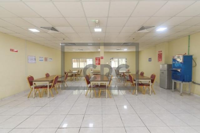 semi-furnished labour camp for sale in dubai investment park, dubai investment park 2 | 9