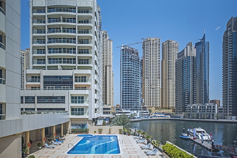 1 Bedroom Apartment For Sale in  Marina View Tower A,  Dubai Marina   1