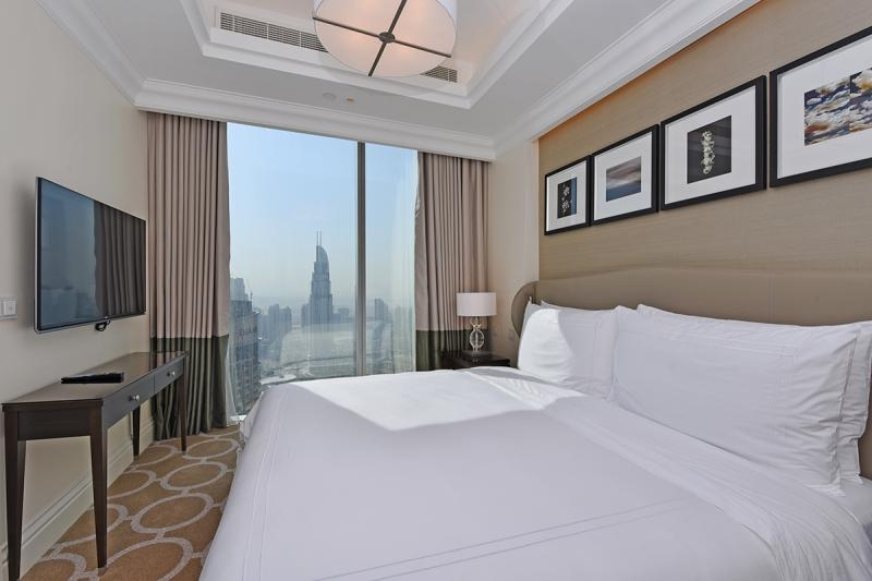 3 Bedroom Apartment For Rent in  The Address The BLVD,  Downtown Dubai | 4
