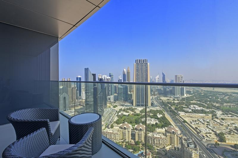 3 Bedroom Apartment For Rent in  The Address The BLVD,  Downtown Dubai | 8